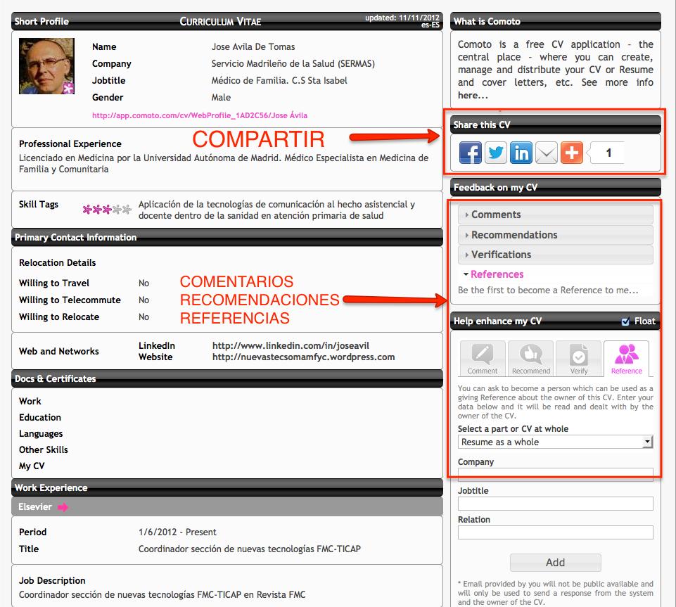 Semana de la marca personal digital: Comoto – Grupo de Nuevas ...