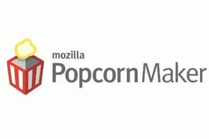 popcorn maker mozilla