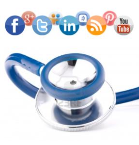 redes sociales- fonendoscopio