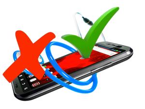 beneficios:riesgos apps