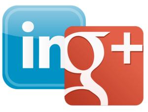 linkedin g+