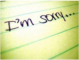 lo-siento