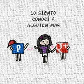 G+-Facebook