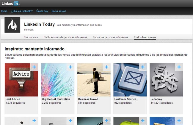 linkedin-today-channels