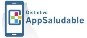 distintivo app saludable