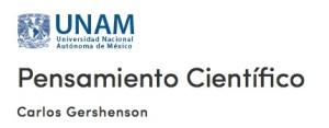 UNAM pensamiento cientifico coursera