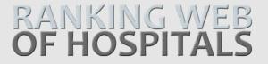 Ranking web hospitals