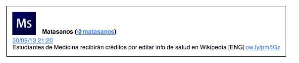 matasanos wikipedia
