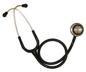 Stethoscope-2.jpg. Tomada de Wikimedia Commons en http://commons.wikimedia.org/wiki/File:Stethoscope-2.jpg
