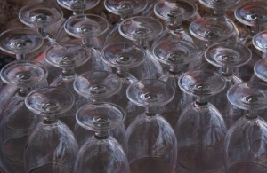 Vasos de cristal-SpainCCBY 3.0. Tamorlan - Own work