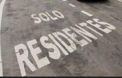 solo residentes
