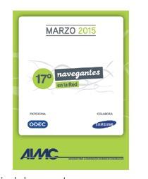 AIMC 17 navegantes en la red