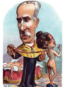 doctor caricatura