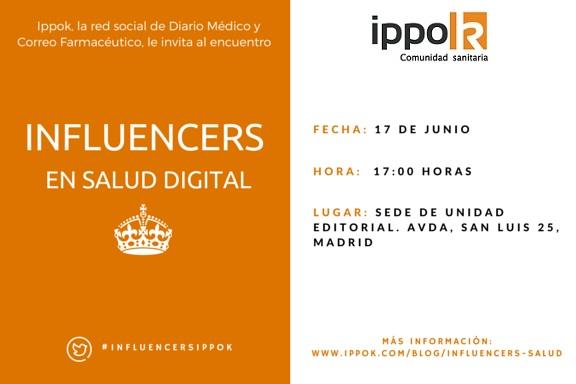 Influencers en SaludDigital
