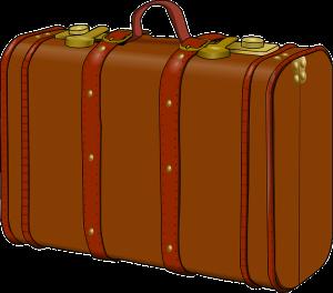 Maleta antigua. Gracias a Pixabay en https://pixabay.com