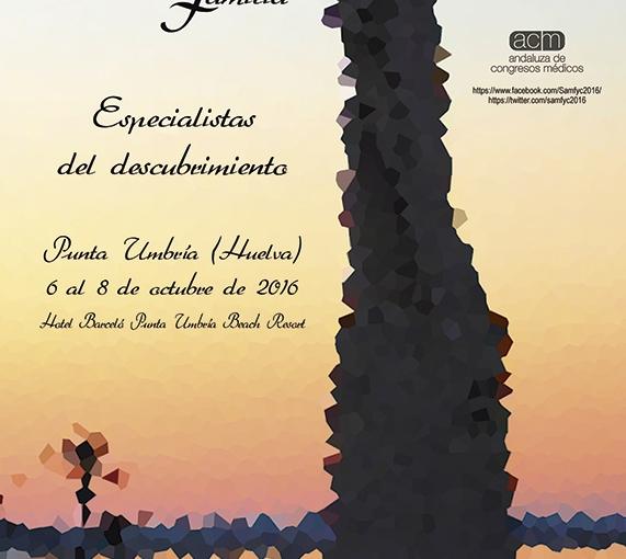 25º Congreso Andaluz de Medicina Familiar y Comunitaria(SAMFyC)