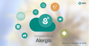 Congreso Virtual de alergis MSD