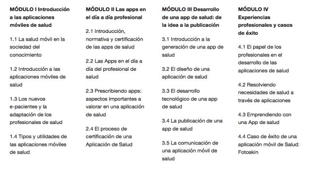 Curso apps