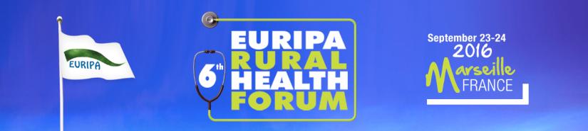 6th Euripa Rural HealthForum