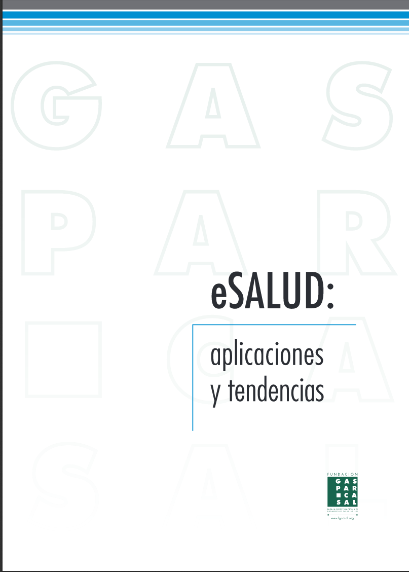 Libro eSalud Aplicaciones y Tendencias
