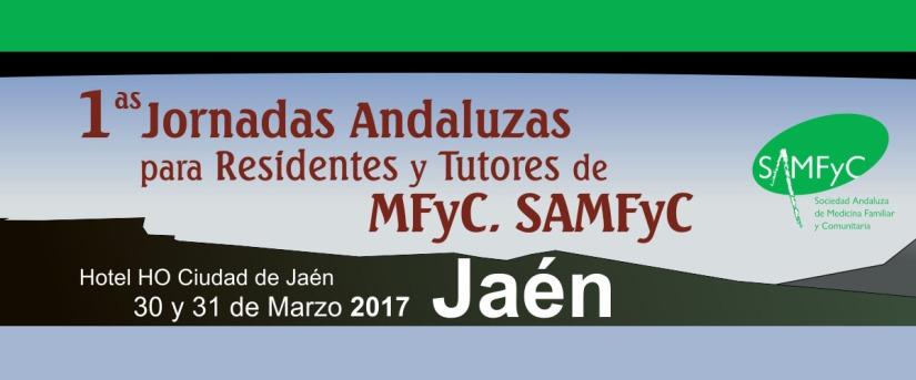 Primeras Jornadas Andaluzas para Residentes y Tutores de Medicina de Familia yComunitaria